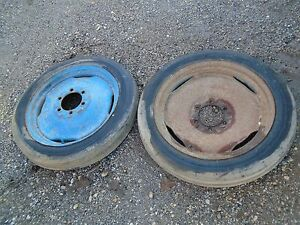 8n 9n Ford Tractor Tires