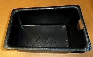 New 1965 1966 Ford Thunderbird Console Glove Box Liner Black