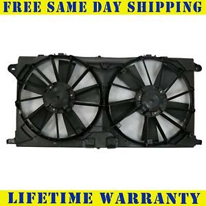 Radiator And Condenser Fan For Ford F 150 F 250 Super Duty Fo3115207