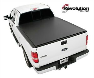 Extang Revolution Soft Roll up Tonneau Cover 8 0 Bed 54315