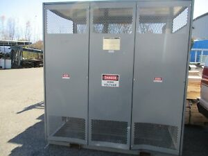Square D 1500 Kva 3 Phase 13800x277 480v Sub Station Transformer T1264