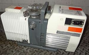 Alcatel Vacuum Pump 115v Single Phase Laboratory Industrial