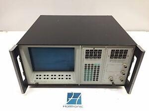 Data Precision Data 6000 Waveform Analyzer Model 610