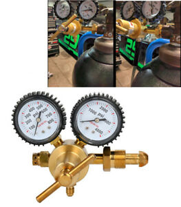 Nitrogen Regulator With 0 600 Psi Delivery Pressure Cga580 Inlet Connection Us