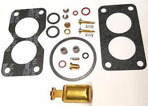 Marvel Schebler Economy Carburetor Kit W Float John Deere 50 60 70 520 730