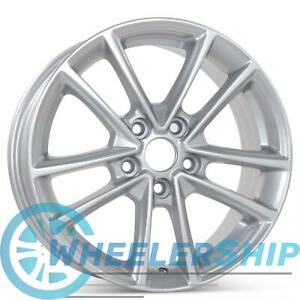 New 16 X 7 Replacement Wheel For Ford Focus Se 2015 2016 2017 Rim 10010