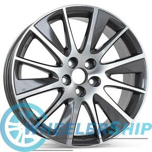 New 19 X 7 5 Replacement Wheel For Toyota Highlander 2017 2018 Rim 97687 75215