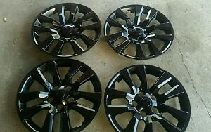 16 Inch Nissan Hubcaps