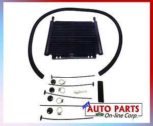 Universal Transmission Cooler Kit Acura Chevrolet Chrysler Mitsubishi Oldsmobile