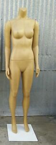 used Mn ka 1 Pc Female Headless Mannequin Local Pickup Los Angeles