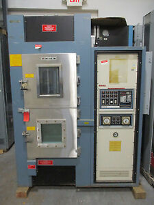 Blue M Dual Thermal Shock Environmental Chamber Wsp 109bmp3