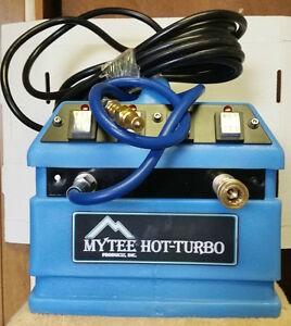 Mytee Hot turbo Heater 2400w Carpet Cleaning Extractors 240 120