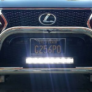 Piaa Rf18 6000k Led Driving Light Bar For Lexus Nx Rx Gx Lx