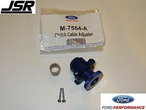 79 04 Mustang Gt Cobra V6 Ford Racing Performance Firewall Clutch Cable Adjuster