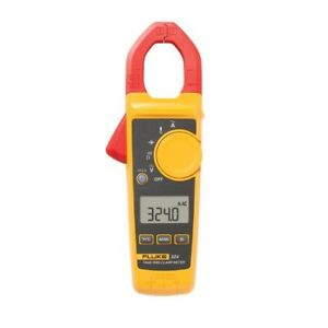 Fluke 324 Trms Clamp Meter 400 A With Resistance And Capacitance