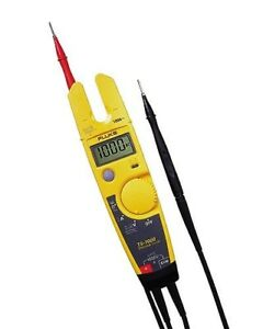 Fluke T5 600 Usa 600v Voltage Continuity And Current Tester