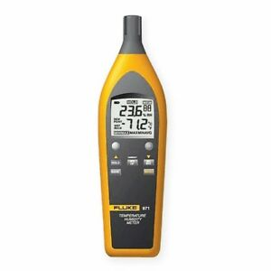 Fluke 971 Thermohygrometer 5 To 95 Rh 4 To 140f