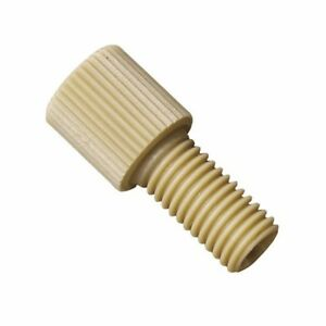 Upchurch Scientific P 330x Flangeless Male Nut 1 4 28 Unf For 1 8 Od Tubing P