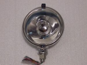 576slr Lucas Driving Lights With Halogen Bulbs New Reproductions 1 Pair