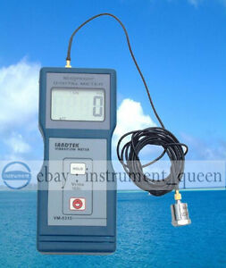 Landtek Vm 6320 Hight Accuracy Vibration Meter Authentic Vibrometer