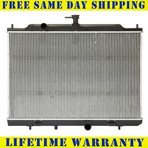 Radiator For 2013 2018 Nissan Nv200 Chevy City Express 2 0l Fast Free Shipping