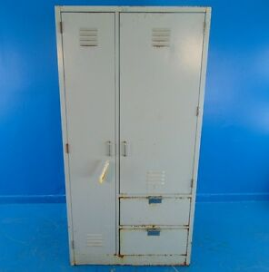 Personal Storage Uniform And Gear Lockers 36 X 24 X 72