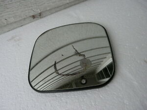 Volvo Semi Vnl Heated Lower Mirror Glass Assembly