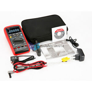 Uni t Ut171b Industrial True Rms Digital Multimeter Test Ebtn Lcd Li battery Usb
