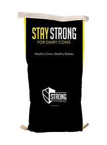 Stay Strong For Dairy Cow rum a fresh Promote Feed Intake Efficiency 50lb