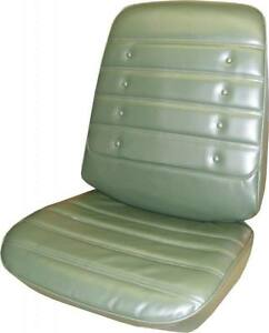 1972 Oldsmobile Cutlass S Bucket Front Seat Cover Pair