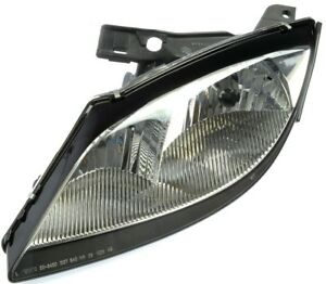 Fits 2003 2005 Pontiac Sunfire Driver Left Front Headlight Lamp Assembly