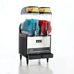 Brand New Omega Ofs20 Granita Machine Frozen Beverage Dispenser Free Shipping
