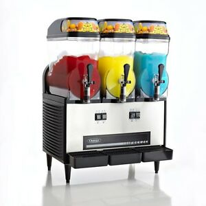 Brand New Omega Ofs30 Granita Machine Frozen Beverage Dispenser Free Shipping