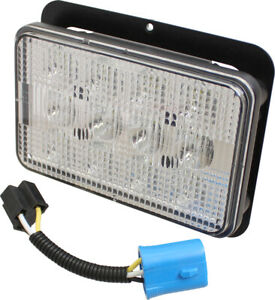 Led Floodlight Spotlight Combo Tl7740 For Ford New Holland 5640 6640 Tractors