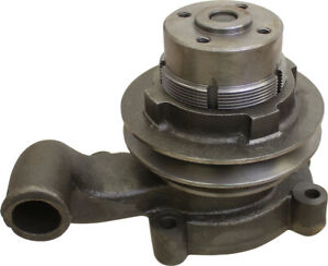 3119778r92 Water Pump With Pulley For International 354 B414 434 444 Tractors