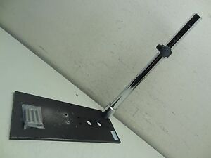 Unitek Equipment Miyachi Model 10 263 01 Weld Head Microscope Stand Bptl