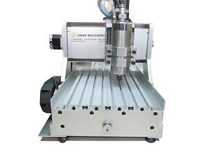 Mini Portable Cnc Router 4 Axis 800w Am3020 Wood Engraving Machine With Software