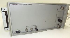 Advantest R3560 Receiver Test Set Laboratory 300va Max Made In Japan