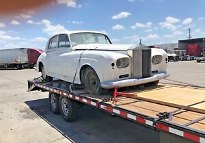 Cloud 3 Parts Car 0ver 140 Bentley S Types Rolls Royce Parted Short Breather