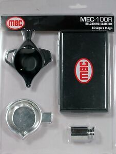 Mec Digital Powder Scale Kit