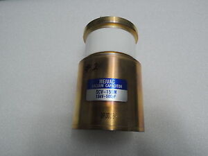 Meivac Vacuum Capacitor Scv 155m 15kv 500pf Free Expedited Shipping