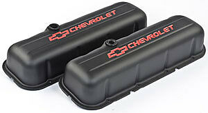 Proform Chevrolet Gm Performance Valve Covers 141 811 Bbc 396 427 454 Black