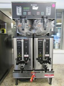 Bunn Dual Dbc 2 Decanter Coffee Maker With New Control Board