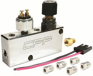 Cpp Proportioning Valve Stop Light Distribution Block Chrome