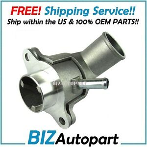 Gm Thermostat Housing Assy For 04 08 Chevrolet Aveo Aveo 5 Oe 96407677