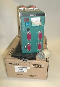 Toshiba V series Model 2000 Full Loop Sequence Batch Control Module L2pu12 Nib