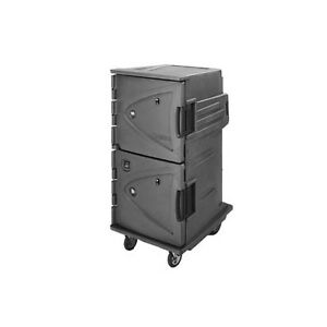 Cambro Cmbhc1826tsf191 Camtherm Tall Profile Electric Hot cold Cart Gray