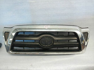 2005 2010 Toyota Tacoma Front Radiator Grille 53100 04350 2006 2007 2008