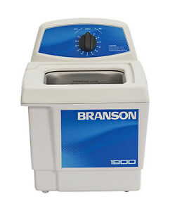 Ultrasonic Cleaner Branson M1800 Mechanical Timer 60 Min 5 Gal Cpx 952 116