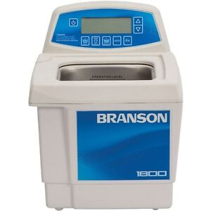 Ultrasonic Cleaner Branson Cpx1800h Digital W Heat Bransonic 5 Gal Cpx 952 118